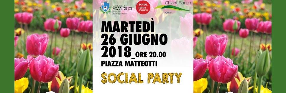 bahai Social Party APS Gianni Ballerio Sezione di Scandicci