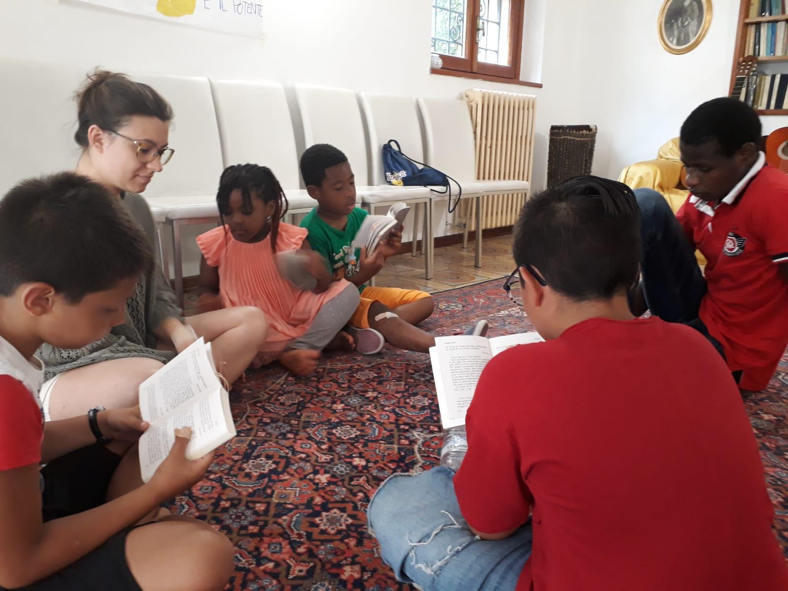 Classe Bambini Bahai