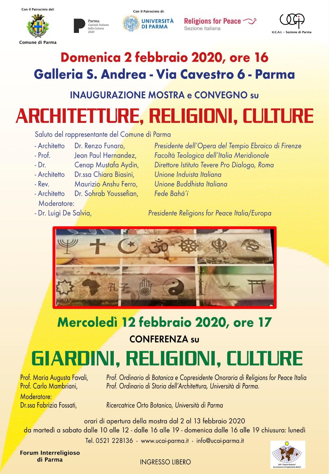 Giardini Architettura Religioni
