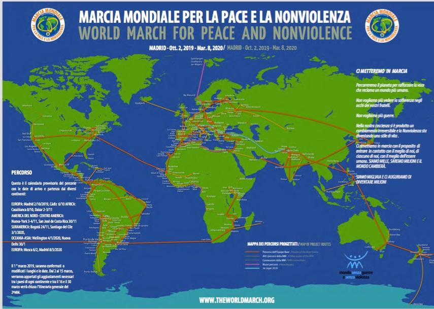Marcia Pace Mondiale