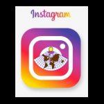 Ballerio e Instagram